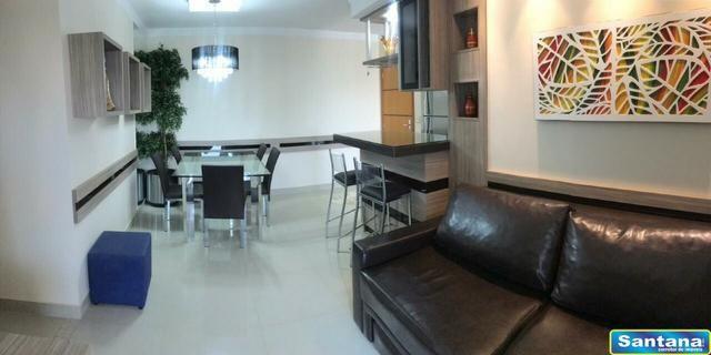 Apartamento de 3 Quartos Alto Padrão em Caldas Novas - Foto 9