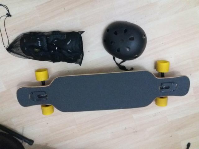 b618d3d9481 Skate Semi Long Board - URGH - Esportes e ginástica - Parque das ...