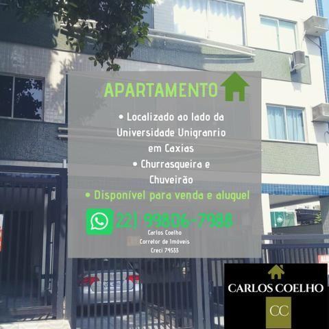 Carlos Coelho Vende Lindo Apt Moderno em Caxias! Aceito Financiamento!!