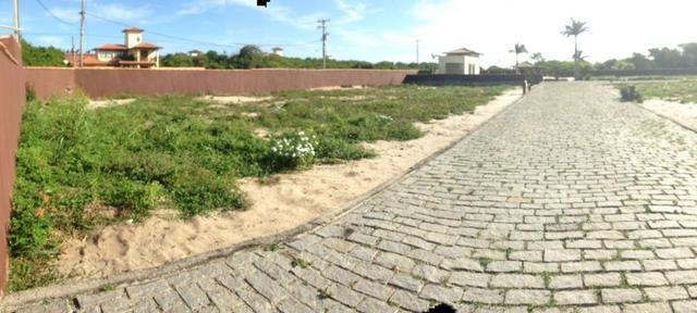 Terreno em condomínio de alto padrão, total infraestrutura de segurança e lazer - Foto 2