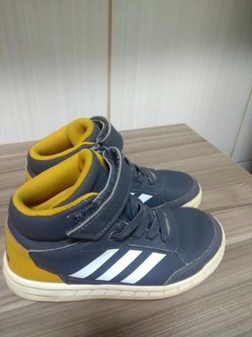 2063fb2a7df Tenis Adidas número 28 - Artigos infantis - Santa Terezinha