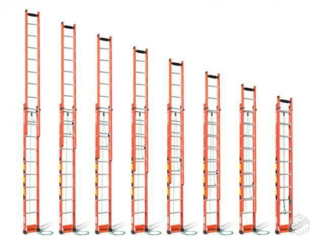 Escada de fibra extensível ( Recondicionado)