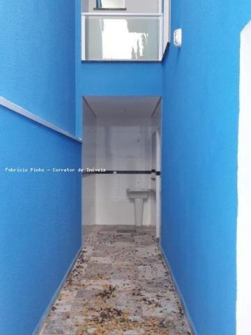 Casa para venda em mogi das cruzes, mogi moderno, 2 dormitórios, 2 suítes, 1 banheiro - Foto 20