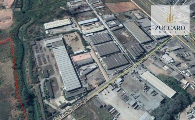 Terreno para alugar, 78297 m² por r$ 185.000/mês - vila nova bonsucesso - guarulhos/sp - Foto 7