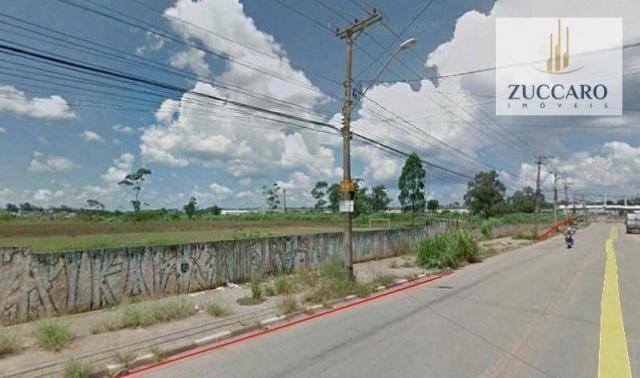 Terreno para alugar, 78297 m² por r$ 185.000/mês - vila nova bonsucesso - guarulhos/sp - Foto 3