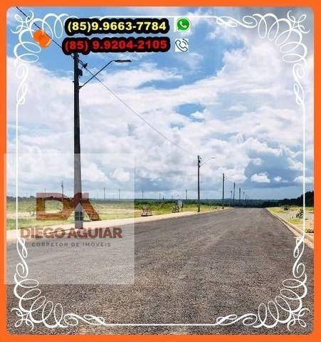 R$ 197,00 Lotes a 10 min de Messejana as Margens da BR 116 construção imediata - Foto 3