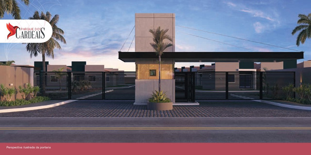 Casas em Condomínio a 08 min do Shopping - Escritura grátis - Facilidades de pagamento - Foto 16