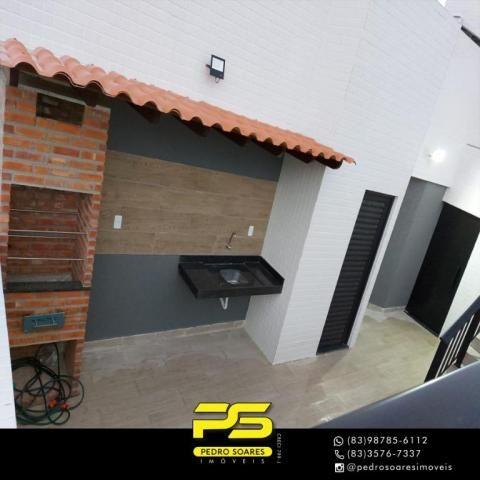 Cobertura com 3 dormitórios à venda, 142 m² por R$ 555.000 - Jardim Cidade Universitária - - Foto 13