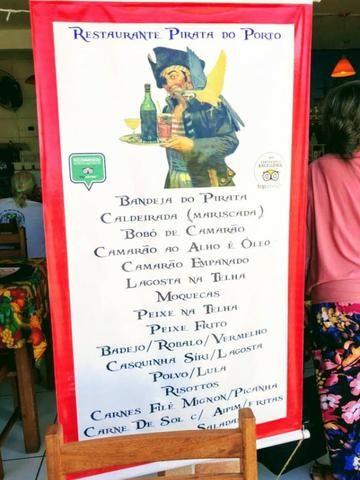 Arrenda-se Restaurante em Porto Seguro! - Foto 6