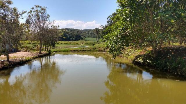 Sítio 4 Hectares - Casa de 3 Quartos - 5 Açudes - Galpão - São Sebastião - Treze de Maio - Foto 4