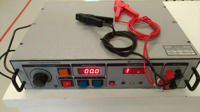 Super Oferta: Ground Bond EGB2530 Medidor de Resistência