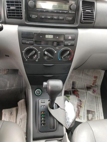 Corolla Xei 2008 automático - Foto 5