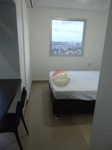 Apartamento com 1 dormitório para alugar, 37 m² por R$ 1.500,00/mês - Ribeirânia - Ribeirã - Foto 7