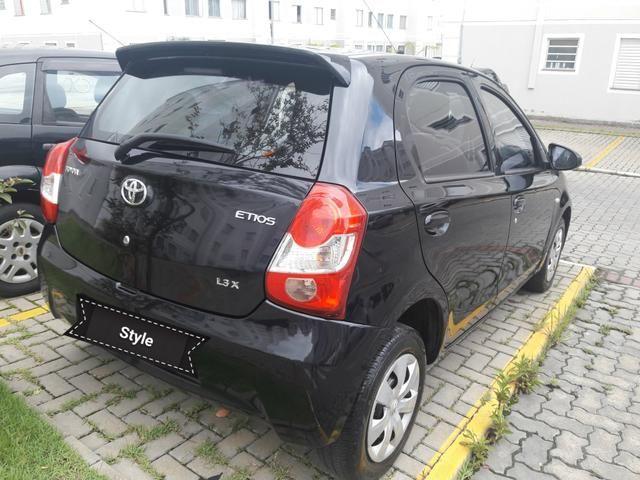 Toyota Etios 2014 Novo Completo 2014 - Foto 5