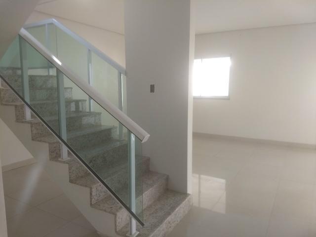 Exc casa duplex no B Ininga 4 suíte 230m2 de área construída financia - Foto 17
