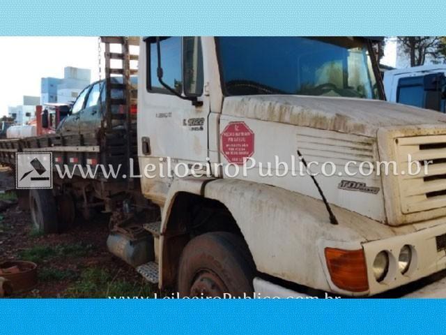 Caminhão M.benz/l1622 2002 nugio hislp