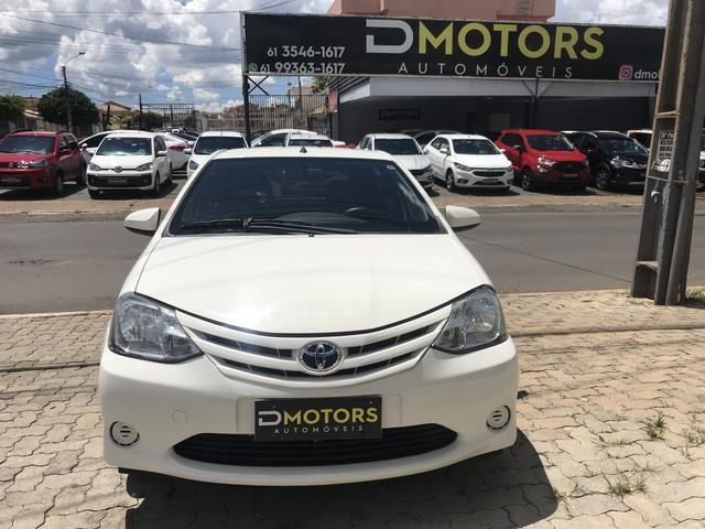 Toyota Etios 1.3 HB X