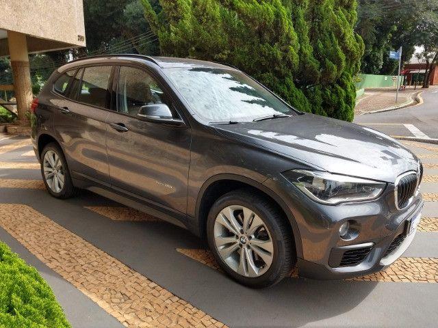 BMW X1 2.0 Sdrive 20i Gp Active Flex 2017 - Foto 2