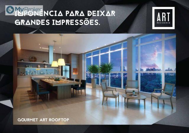 Apartamento com 3 dormitórios à venda, 107 m² por R$ 677. - Setor Bueno - Goiânia/GO - Foto 12