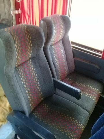 Bancos de ônibus rodoviários reclináveis 12 ao total  - Foto 2