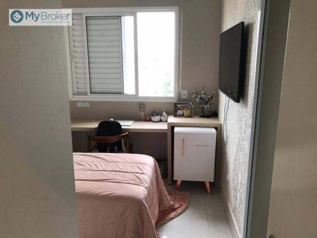 Apartamento com 4 dormitórios à venda, 163 m² por R$ 1.100.000,00 - Jardim Goiás - Goiânia - Foto 10