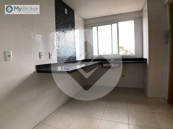 Apartamento com 3 dormitórios à venda, 113 m² por R$ 597.000,00 - Setor Bueno - Goiânia/GO - Foto 9