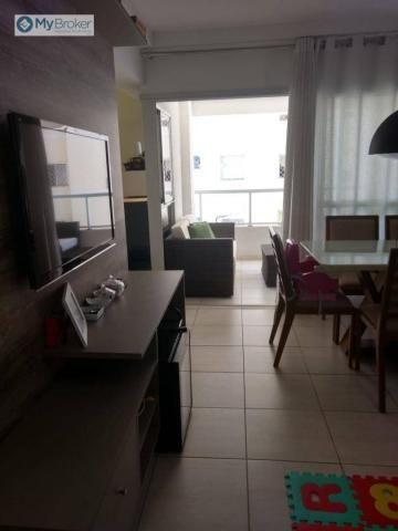Apartamento com 2 dormitórios à venda, 65 m² por R$ 330.000,00 - Jardim Goiás - Goiânia/GO - Foto 2