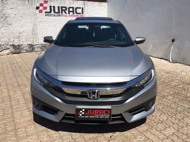 Honda/civic touring 1.5 turbo 16v aut 2018/2018 - Foto 2