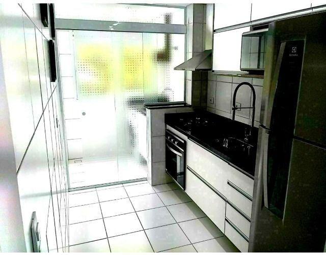 MA82= Apartamento de 50m² e 65m² com suíte, 2 dormitórios, 1 vaga - Osasco - Quitaúna - Foto 2