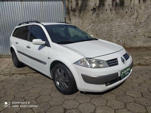 Renault megane grantur 1.6 2012
