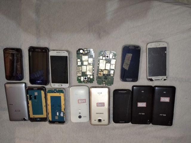 Vários celulares defeito - Foto 5