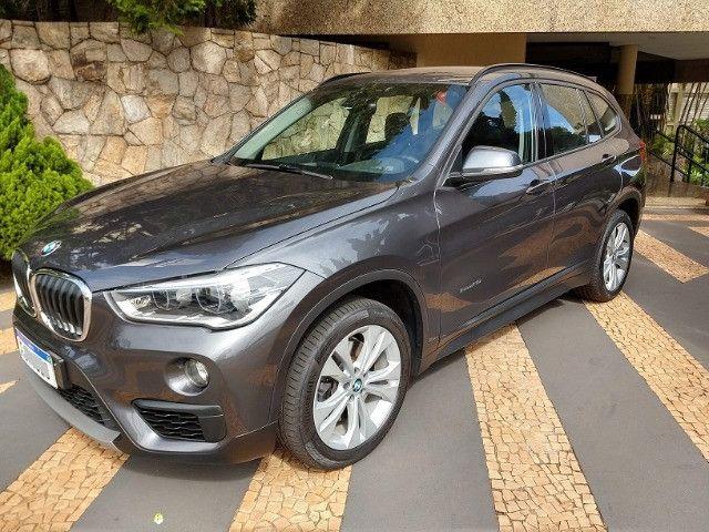 BMW X1 2.0 Sdrive 20i Gp Active Flex 2017