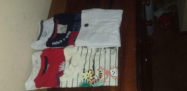 Vende-se roupas infantil - Foto 2