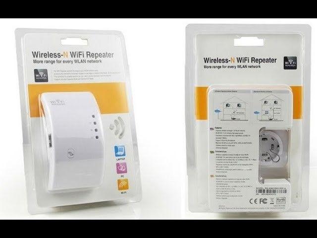 Repetidor De Sinal Wifi Wireless Expansor Roteador 300mbps - Foto 6