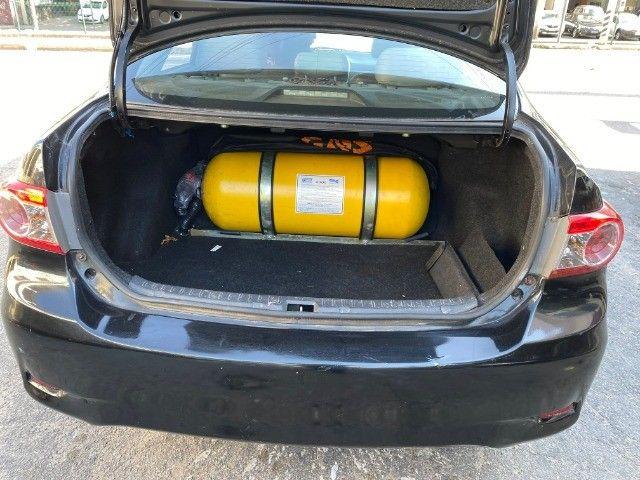 Toyota Corolla 2013 GLI + GNV  - Foto 3