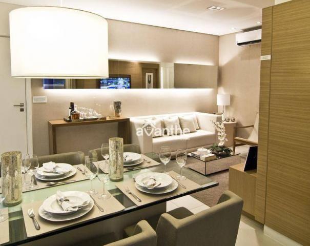 Apartamento com 3 dormitórios à venda, 74 m² por R$ 317.000 - Santa Isabel Zona Leste - Te - Foto 4