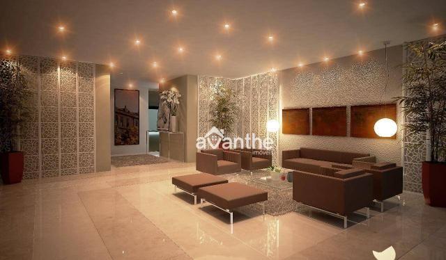 Apartamento com 3 dormitórios à venda, 142 m² por R$ 1.019.000 - São Cristóvão Zona Leste  - Foto 11