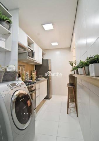 Apartamento com 3 dormitórios à venda, 74 m² por R$ 317.000 - Santa Isabel Zona Leste - Te - Foto 9