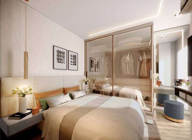 Metropolis - Apartamento de 46 à 65m², com 2 Dorm, 1 à 2 Vagas - Centro - MG - Foto 3