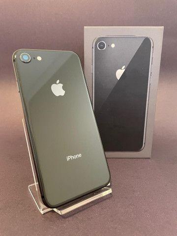 iPhone 8 64Gb Spacegray Seminovo  - Foto 2