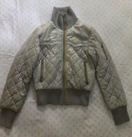 Jaqueta de inverno tamanho M usada