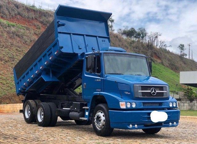 caminhão 1620 basculante 2007 - Foto 2