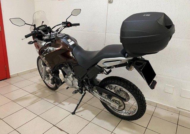 Yamaha - Tenere - 250cc - 2019/2019- marrom/marrom - único dono - vendo urgente - Foto 5