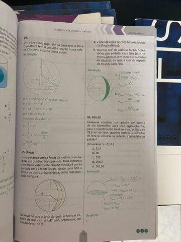 Livros guia do estudante + caderno de resumos  - Foto 5