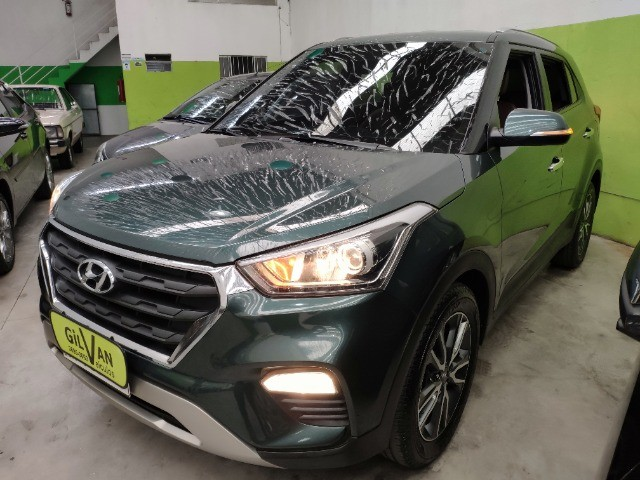 Hyundai Creta Prestige 2.0 Aut Completa Ano 2017