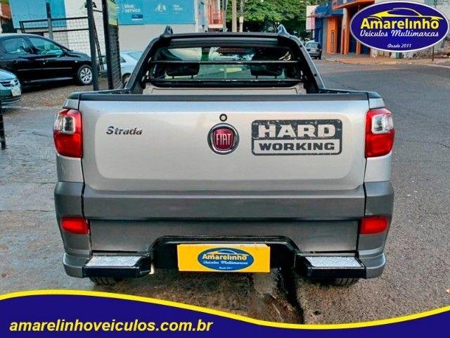 Strada 2019 Working Hard 1.4 Flex completa R$52.900,00 Financio !!! - Foto 4