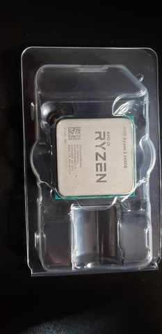 Processador AMD Ryzen 5 3400G 3.7GHz (4.2GHz Max Turbo), Cache 6MB, Socket AM4 - Foto 4