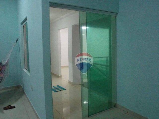 Casa com 4 dormitórios à venda, 322 m² por R$ 459.000,00 - Praia do Amor - Conde/PB - Foto 10