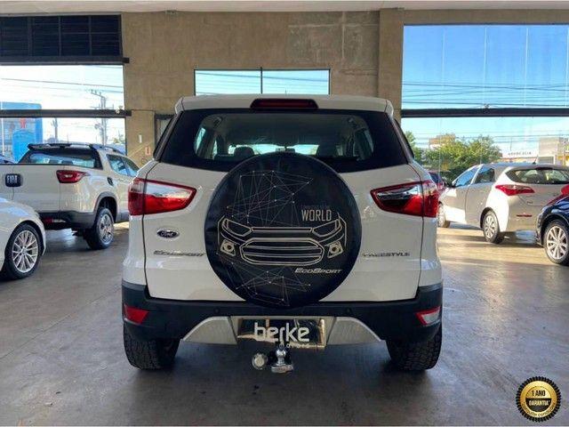 Ford EcoSport FREESTYLE 1.6 16V Flex 5p - Foto 19