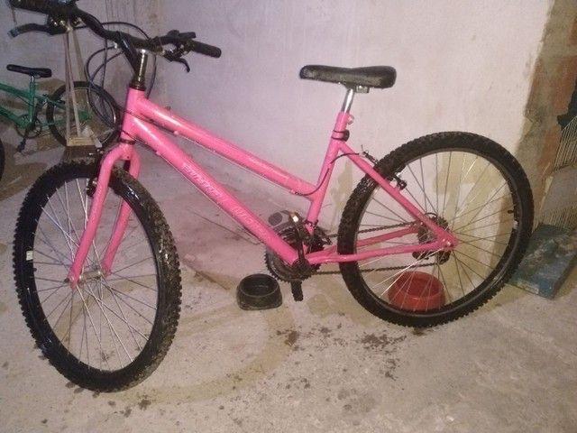 Bike 18 marcas seminova - Foto 4